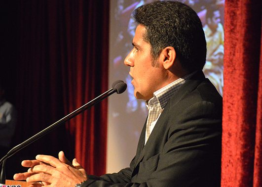 برگزاری مراسم تجلیل از قهرمانان ایذهای مسابقات جهانی او اسپورت در جلسه شورای اداری