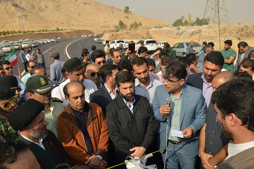 لزوم تسریع در احداث پروژه ۴ بانده کردن محور باغملک-ایذه-دهدز/جادههای ایذه با قتلگاه تبدیل شده است