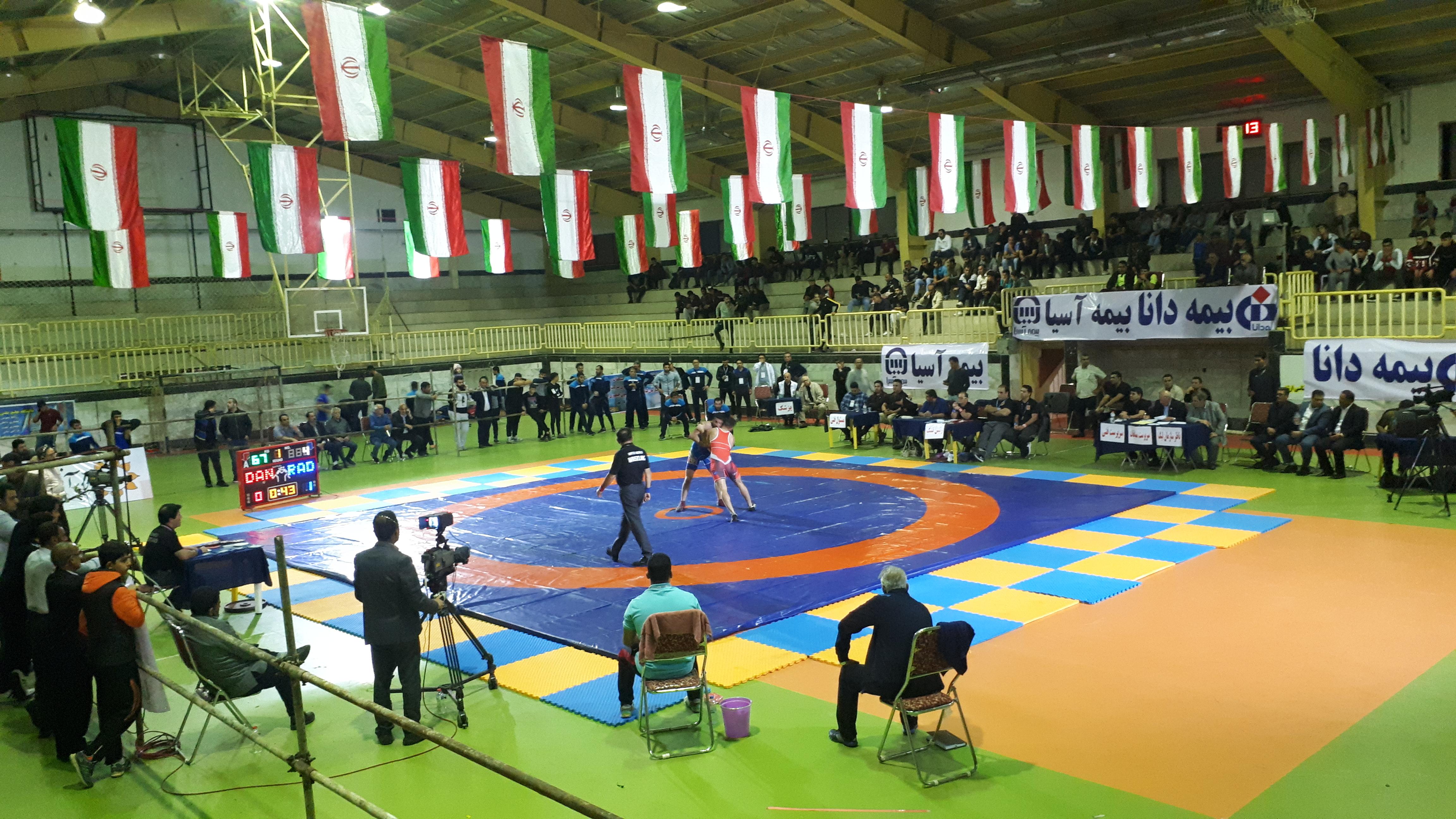 آریوبرزن بهبهان در مازندران هم حریف سینا صنعت ایذه نشد/پایان جدال تمام خوزستانی نماینده ایذه با پیروزیهای قاطع